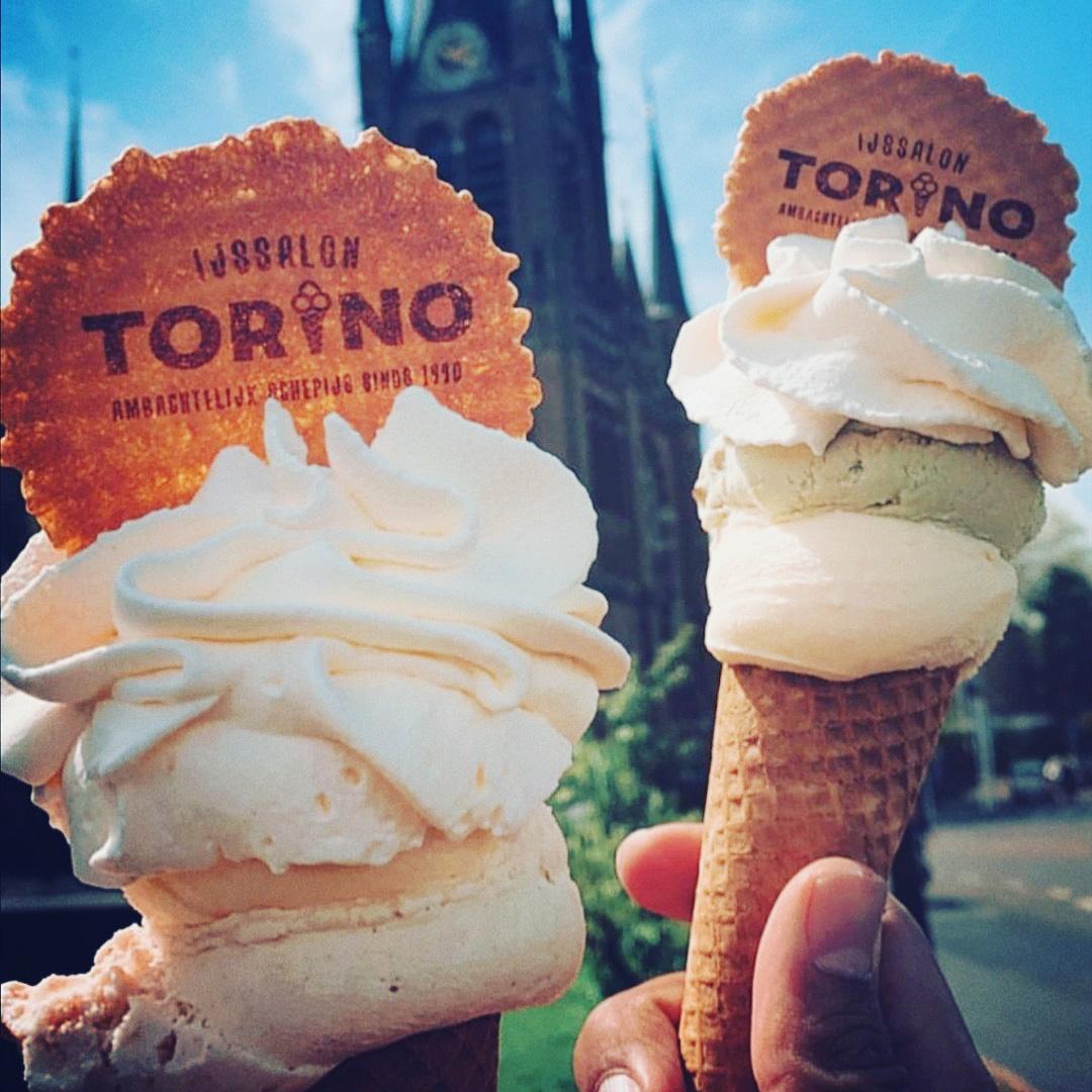 Torino IJssalon Woerden centrum